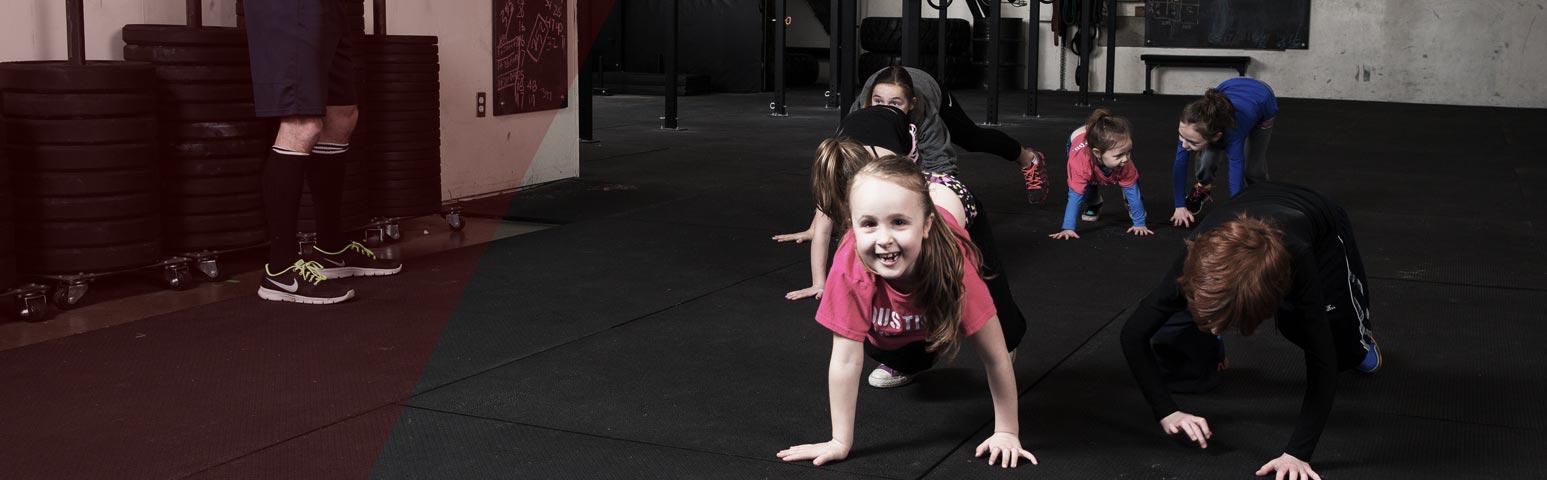 Kid's CrossFit